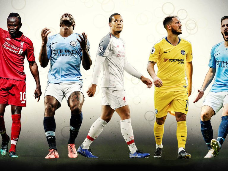 Ranking the top 50 Premier League players this season: 10-1