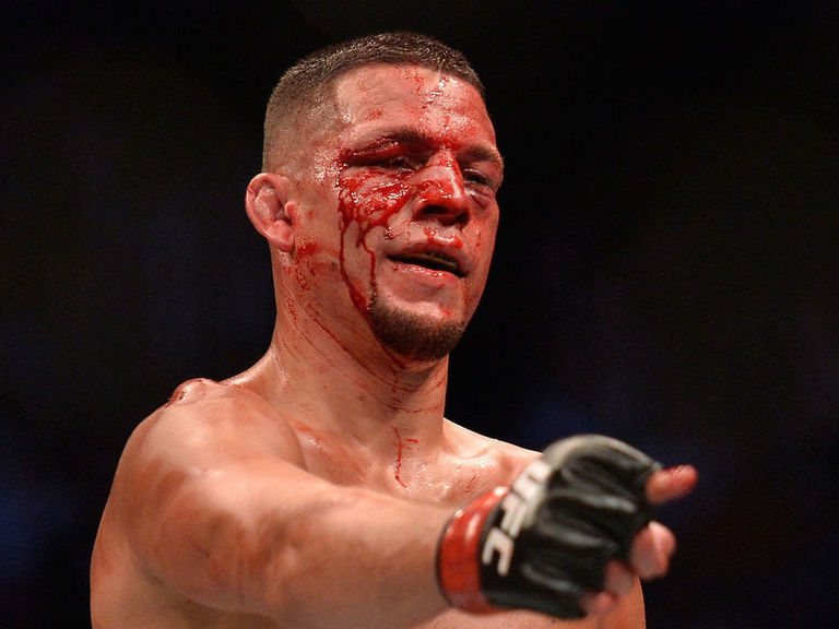 Cageside Catch-up: Welcome back, Nate Diaz