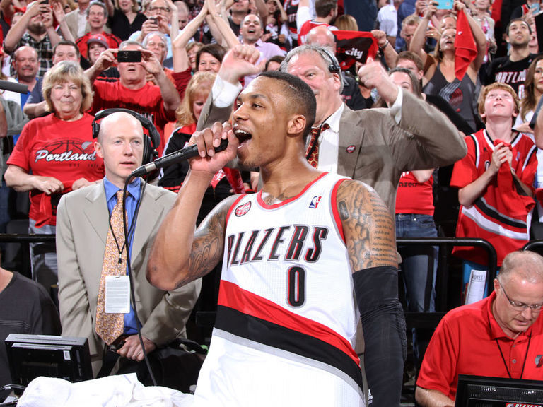 Lillard's new music is 'ready to go' for big games this season