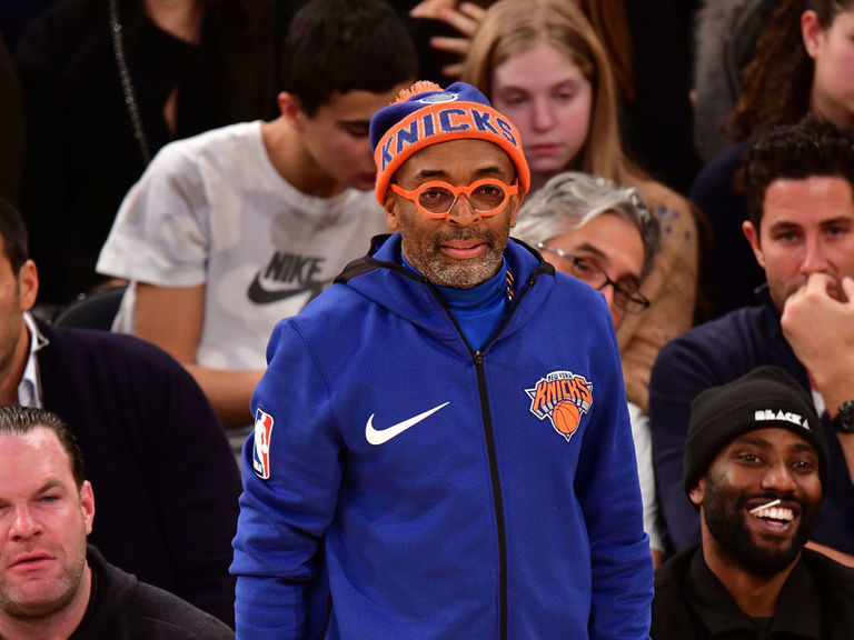 Spike Lee pleads with 'basketball gods' to give Knicks No. 1 pick