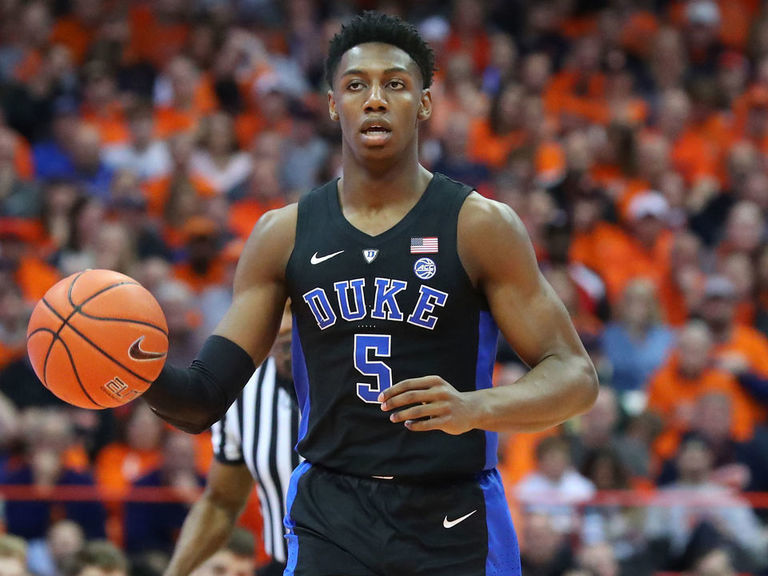 Morant or Barrett: Who's the true No. 2 prospect in this draft class?