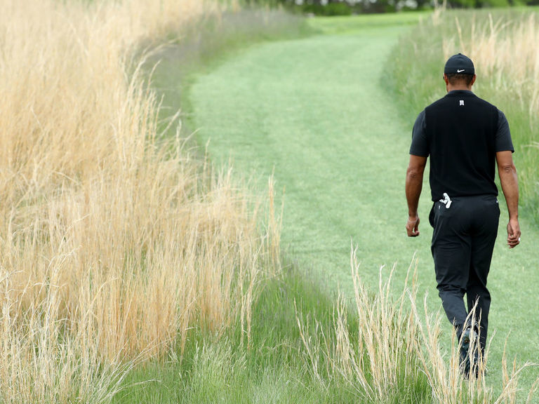 Tiger misses cut at PGA Championship after 2nd-round 73