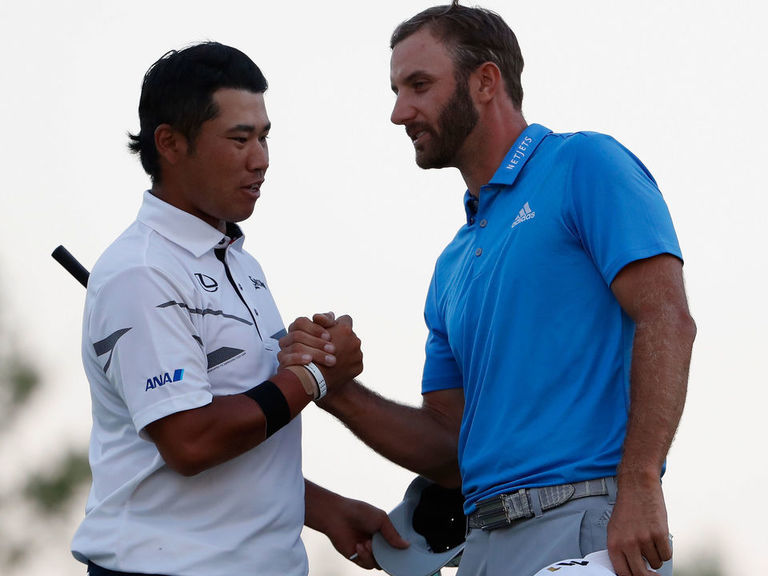 Johnson-Matsuyama pairing headlines Round 4 tee times at PGA Championship