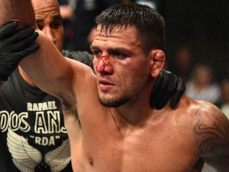 UFC San Antonio gets Dos Anjos-Edwards headliner