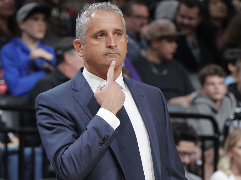 Report: Kokoskov interviewed for Grizzlies' coaching vacancy