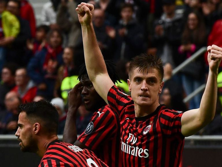 5 things from AC Milan's gutsy win over Frosinone