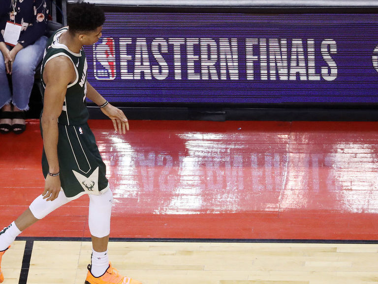 Giannis after Game 3: 'Hell no' I'm not disappointed with performance