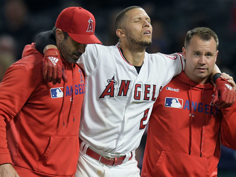 Trout: Angels can't let Ohtani, Simmons injuries 'derail' season