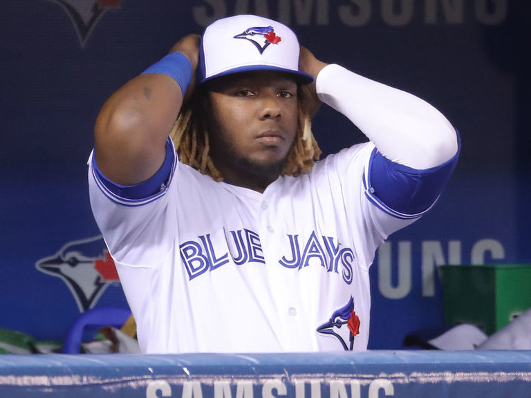 Atkins regrets not telling Montoyo importance of holiday after Vlad Jr. sat