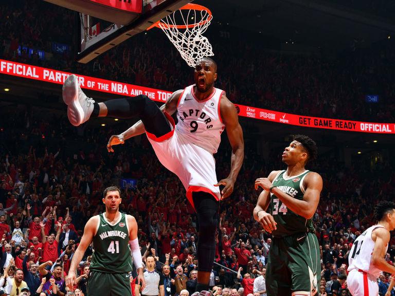 Game 4 takeaways: Raptors throttle Bucks to even series