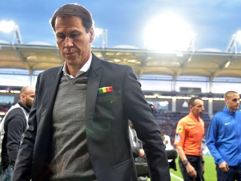 Rudi Garcia calls time on Marseille stint