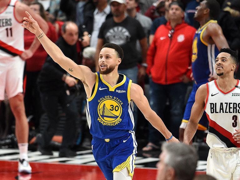 Ratings rebound: Warriors' sweep of Blazers saw viewership surge