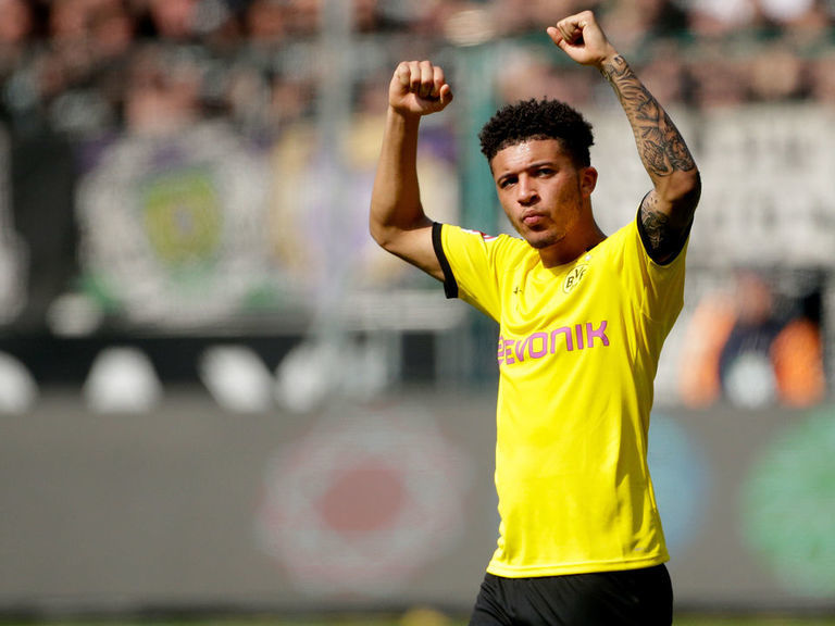 Report: Manchester United rule out £80-million move for Sancho