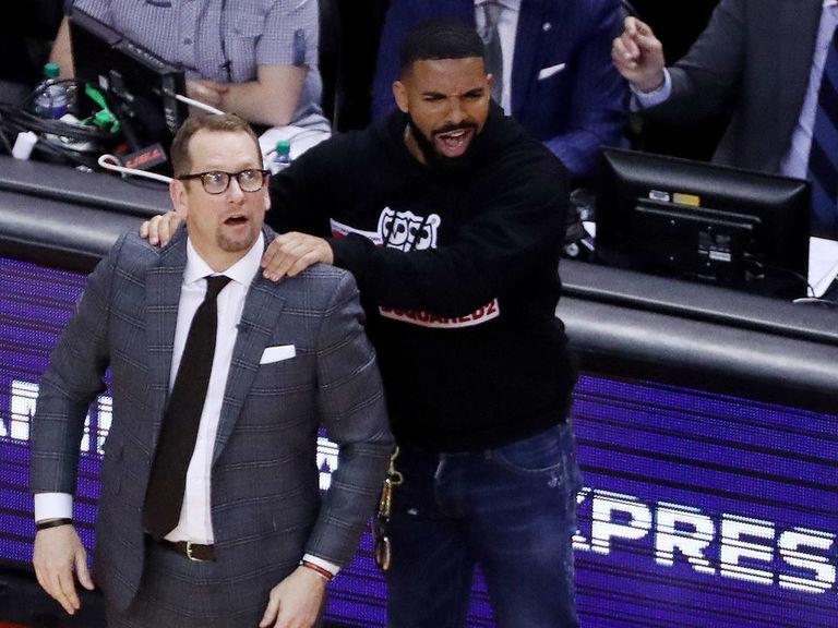 Giannis rep rips Drake for 'disrespectful' antics