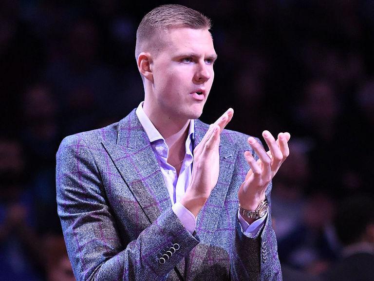 Knicks president: Porzingis threatened return to Europe if not traded