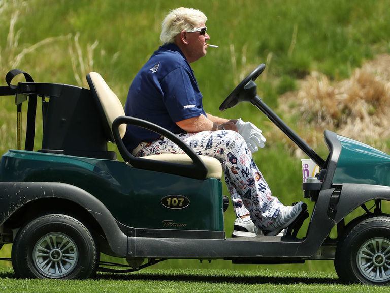 Daly's cart request for Open Championship still under consideration