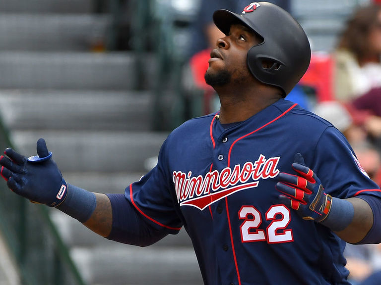 Surging Twins tie MLB record with 2nd 8-HR game of season