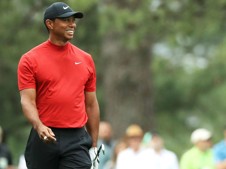 Watch: Tiger calls $85K Masters wager placed on him a 'f---ing great bet'