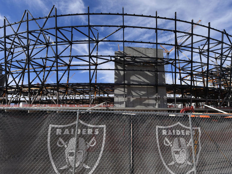 Raiders add new suites to Vegas stadium in attempt to land 2025 Super Bowl