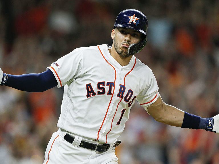 Correa responds to Bellinger: Altuve never used trash cans or buzzers