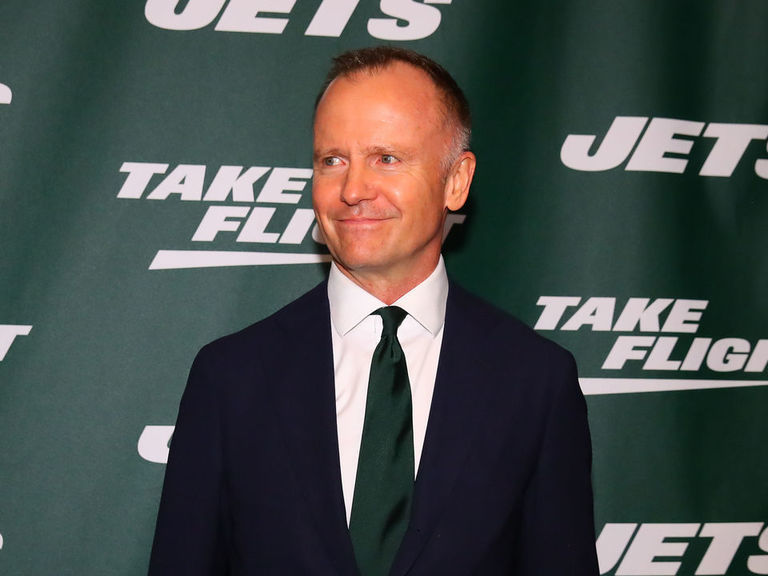 Report: Jets request GM interviews with Vikings' Paton, Seahawks' Fitterer