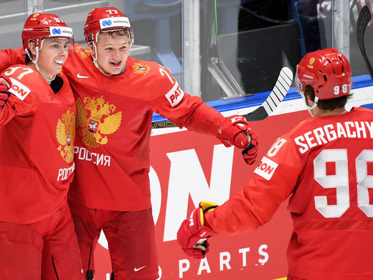 Russia captures bronze medal with shootout win over Czech Republic
