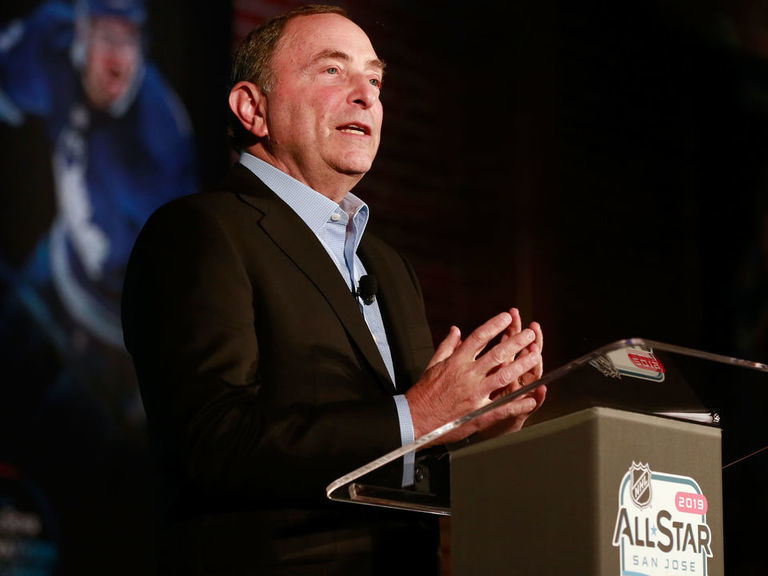 Bettman says NHL will look to expand video review process