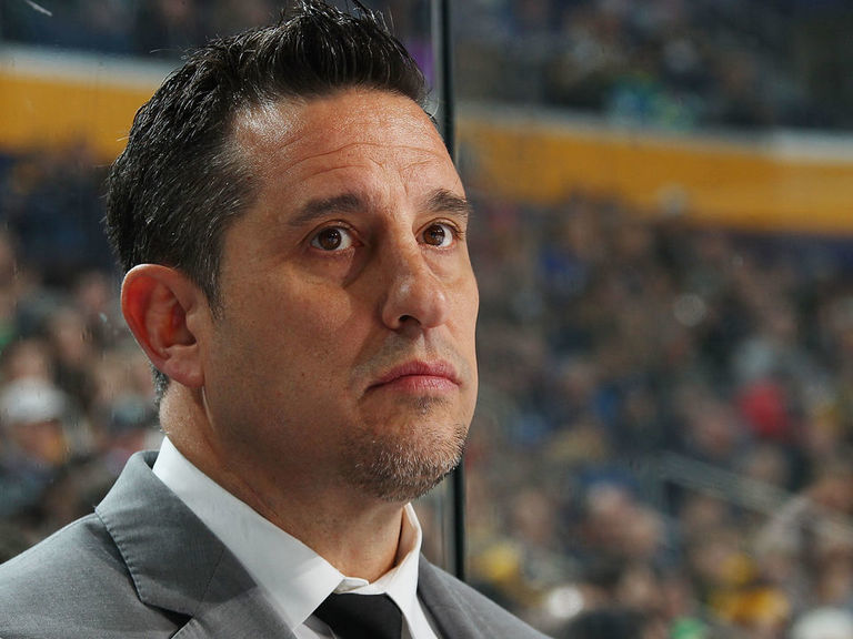 Boughner returns to Sharks as assistant coach