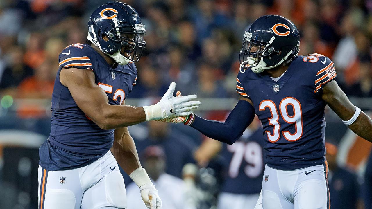 bd3256916 Ranking each NFL team's defensive 'triplets' | theScore.com