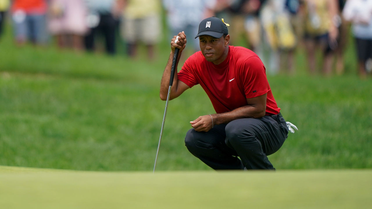 3e996e64b Tiger finishes strong at Memorial with 5-under 67