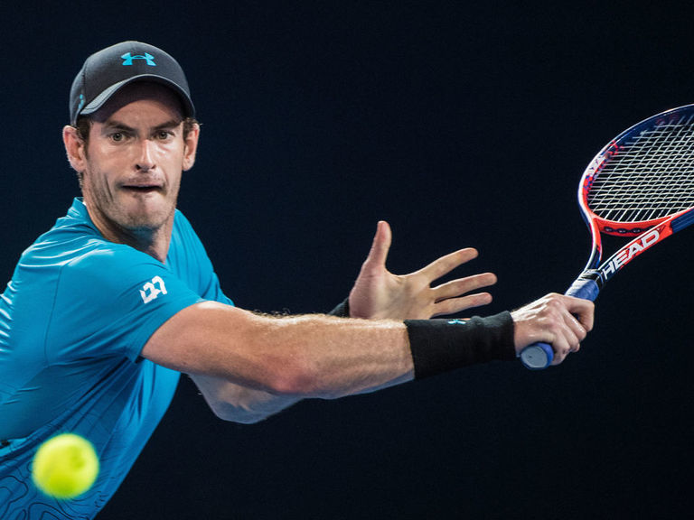 Murray to play doubles in return match from hip surgery