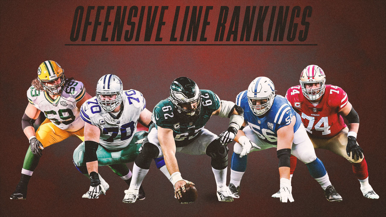 Best Offensive Lines 2020.Offensive Line Rankings Nfl S Best Worst Protection Units