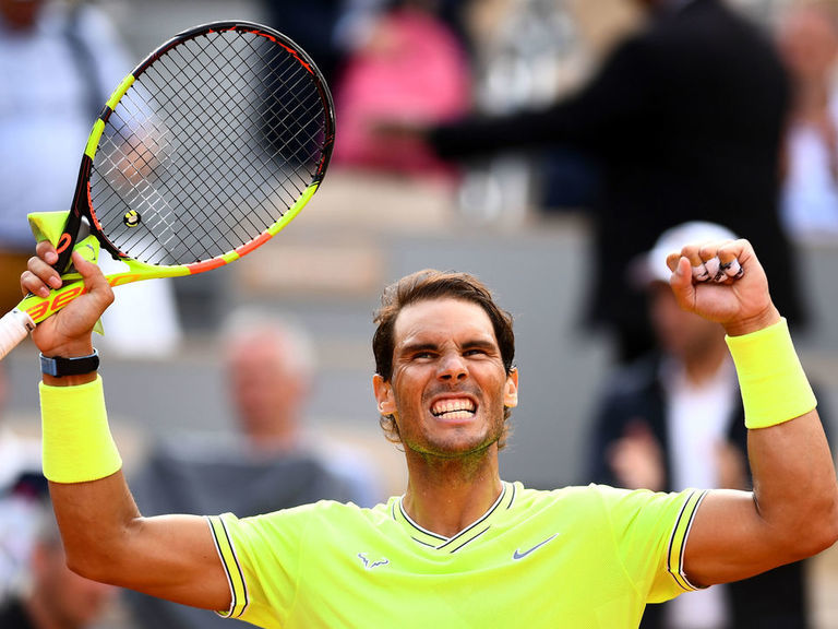 Nadal routs Nishikori at French Open to set up semifinal clash vs. Federer