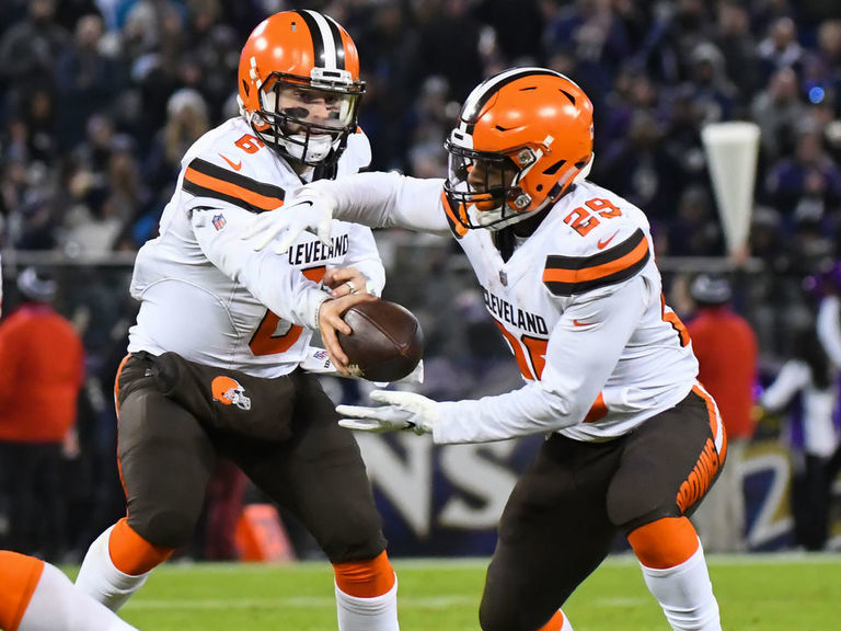 Report: Browns vets irked by Mayfield's comments about Johnson