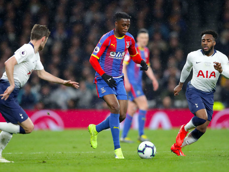 Report: United to meet Palace after making improved bid for Wan-Bissak