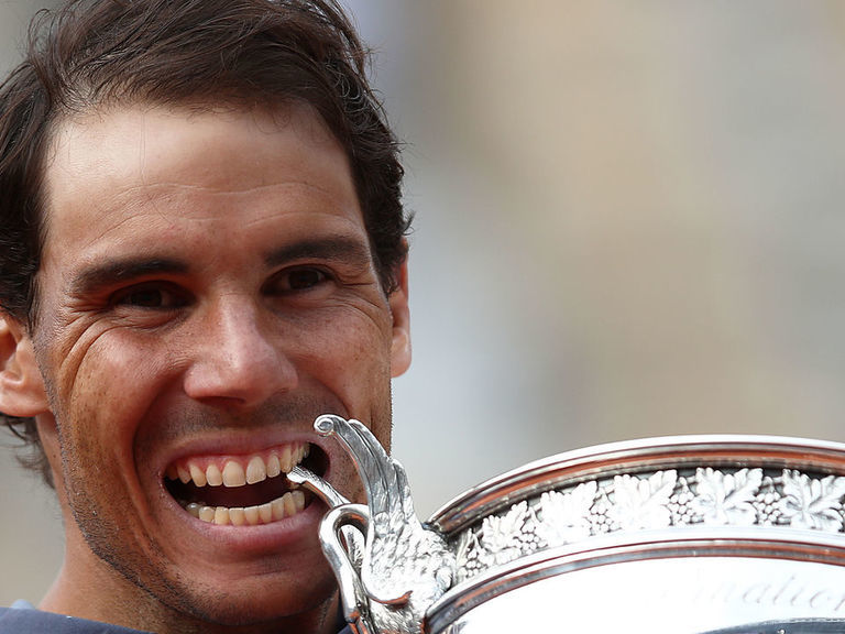 Nadal wins record 12th French title and 3rd straight after beating Thiem