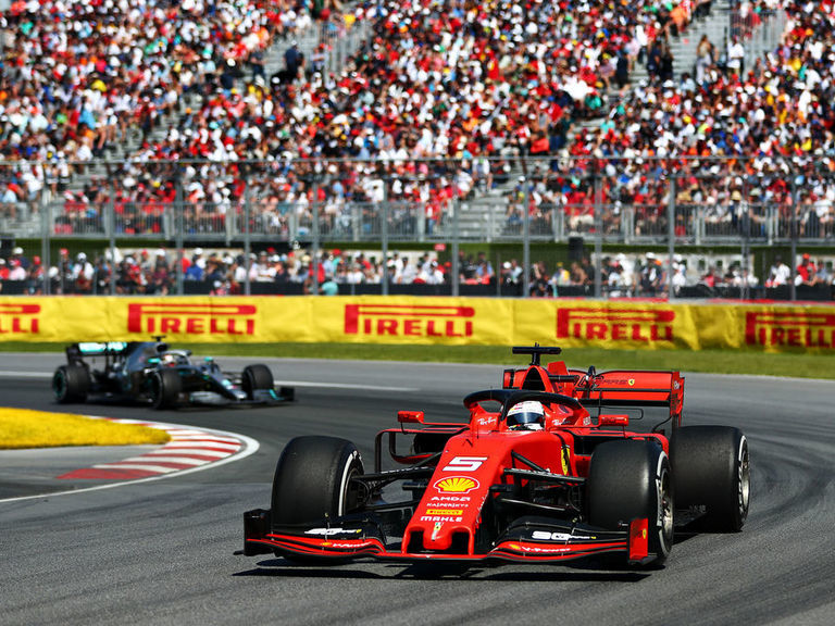 Hamilton wins 7th Canadian GP after Vettel's controversial penalty