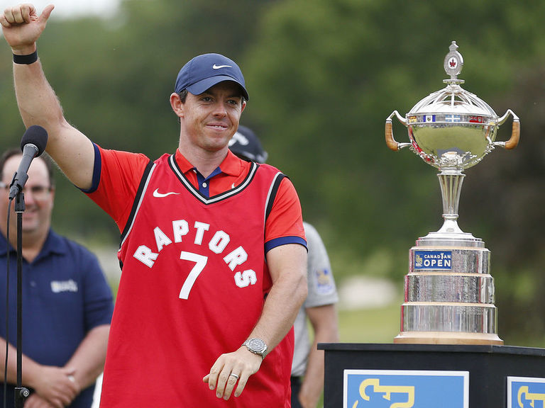 McIlroy fires final-round 61 to win Canadian Open by 7 shots