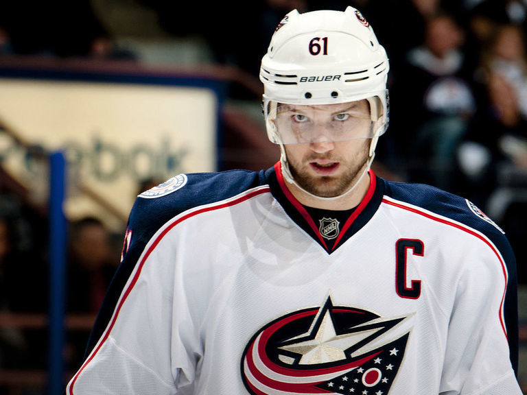 Franchise icon Rick Nash joins Blue Jackets' front office