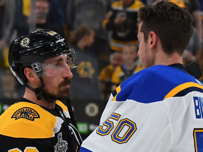 Marchand explains costly Game 7 line change