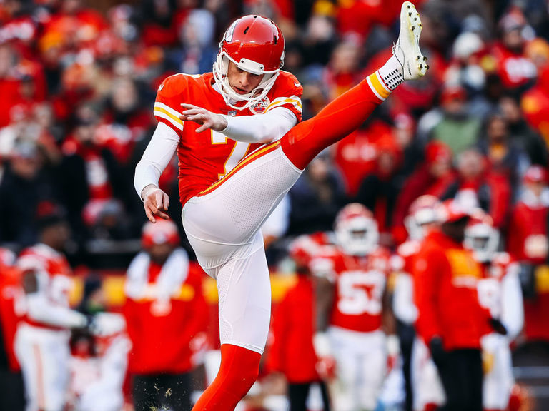 Chiefs sign Butker to reported 5-year, $20M extension