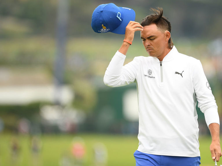 Fowler Brings Game Along With Mullet To U S Open
