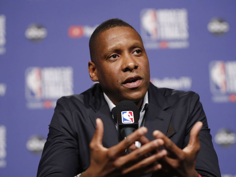 Raptors exec believed to be Ujiri involved in police altercation at Oracle