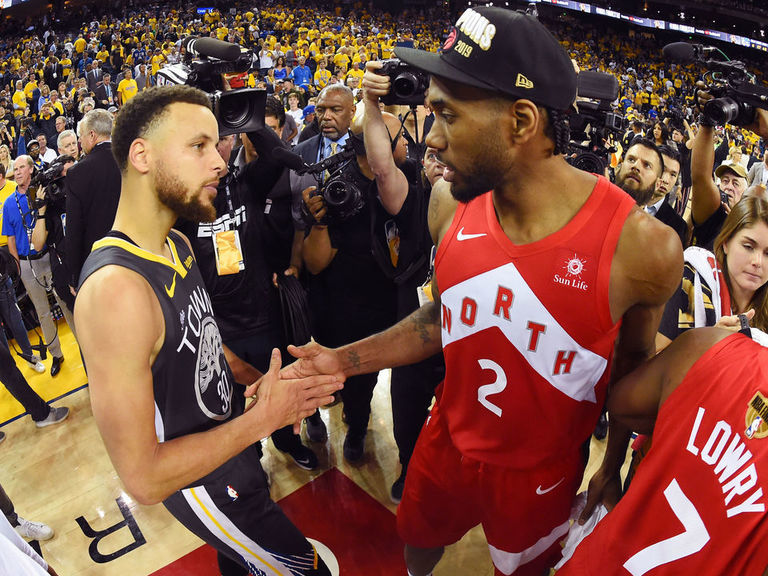 Finals takeaways: Raptors were team of destiny, Warriors needed KD after all