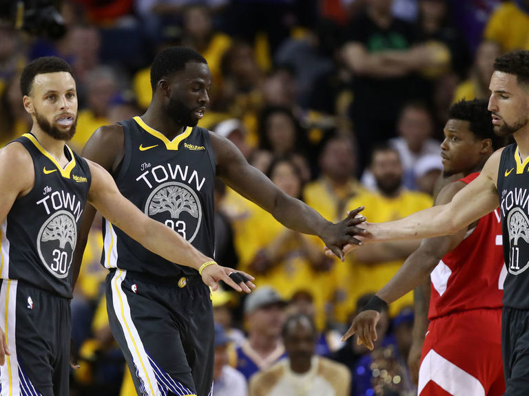Draymond: 'Just not smart' to think Warriors' reign is over