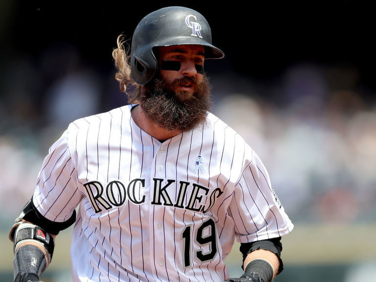Report: Struggling Rockies will listen to Blackmon offers