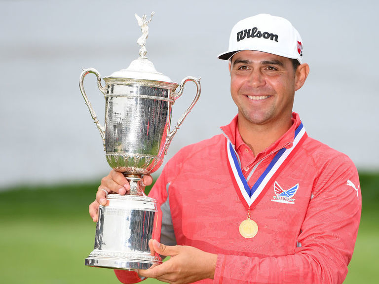 Woodland nets $2.25M for U.S. Open win