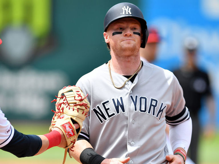 Report: Yankees won't necessarily move Frazier despite Encarnacion trade