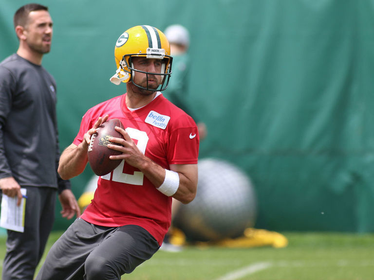 Rodgers: Compromise on audibles is 'a conversation in progress' with LaFleur
