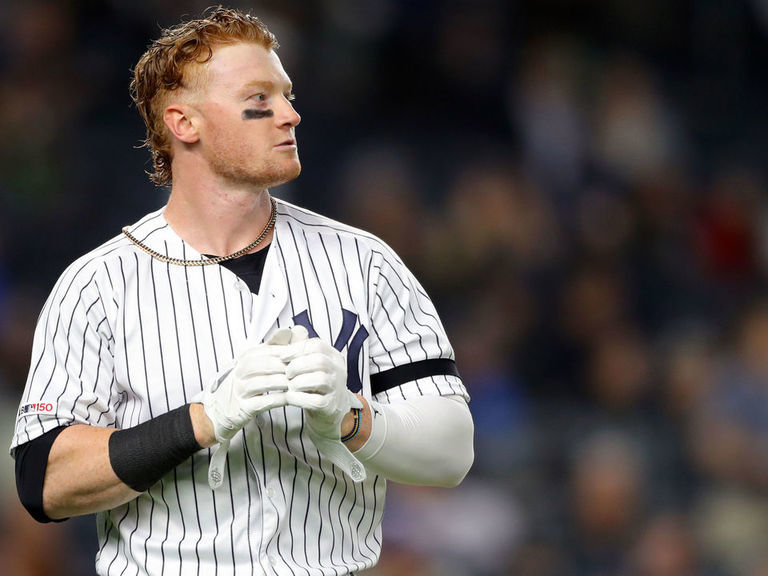 Finding a new home for Clint Frazier